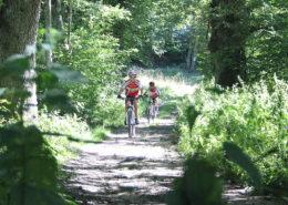 mountainbike frankrijk vakantie