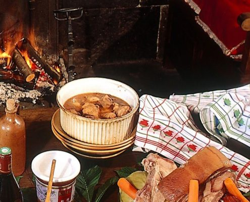 gastronomie auvergne frankrijk