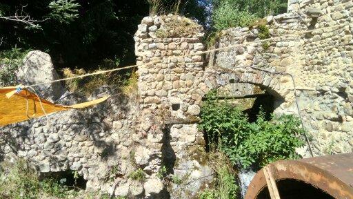 Nouveau gîte écolo au Moulin de Pacros?