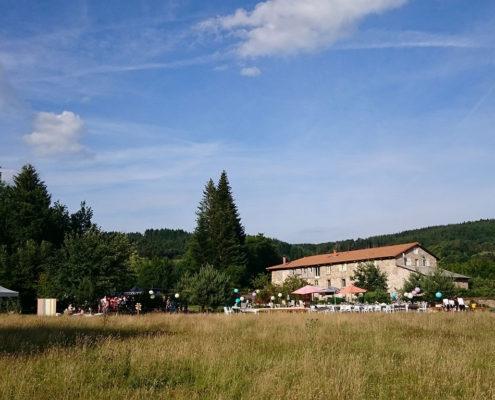 moulin de pacros omgeving