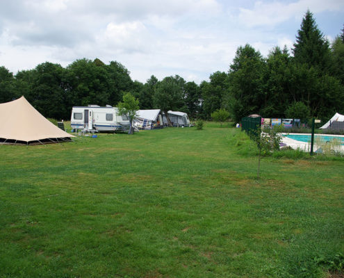 gezellige camping frankrijk