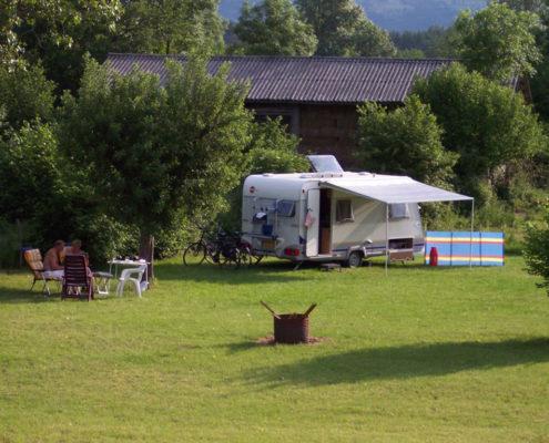 kleine camping frankrijk
